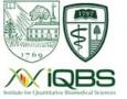 Institute for Quantitative Biomedical Services (iQBS) logo