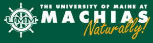 University of Maine at Machias (UMM) logo