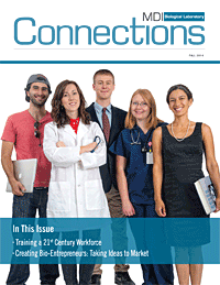 Connections Fall 2014 cover