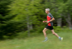 Michael Westphal running
