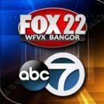 Fox 22 WFVX Bangor/ABC 7 logo