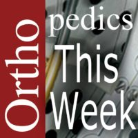 Orthopedics This Week logo