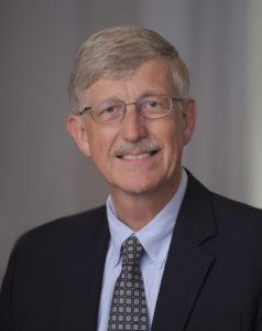 Dr. Francis S. Collins, Director of NIH.