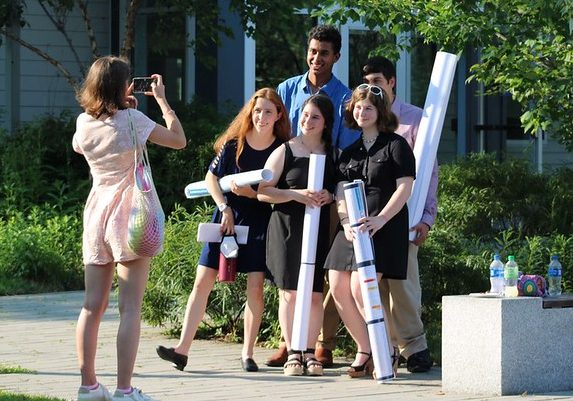 Summer of Fun and Futures: Life in the Haller Lab